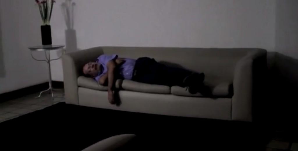 o som ao redor porteiro dorminhoco