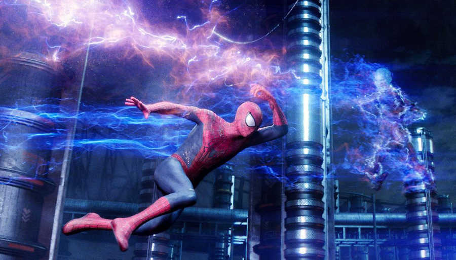 espetacular homem-aranha-ed