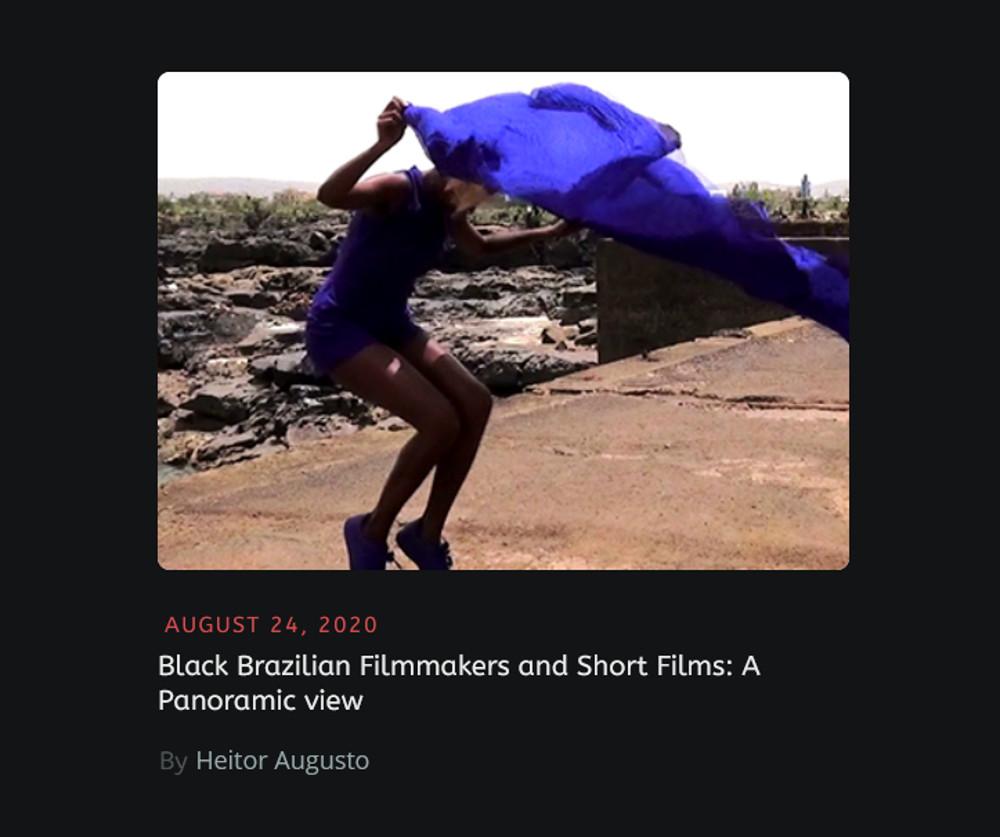 Uma constelação de curtas brasileiros. Cine Limite. Íntegra do texto: https://www.cinelimite.com/panorama/alma
